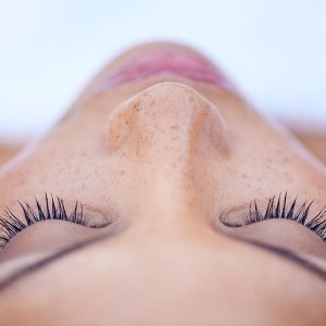 latisse eye lash growth