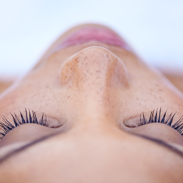 latisse eye lash growth